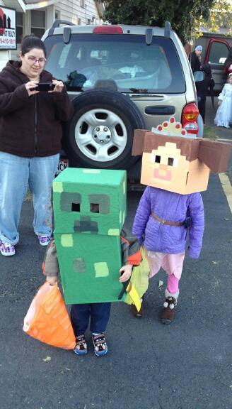 Bobbie and Dora