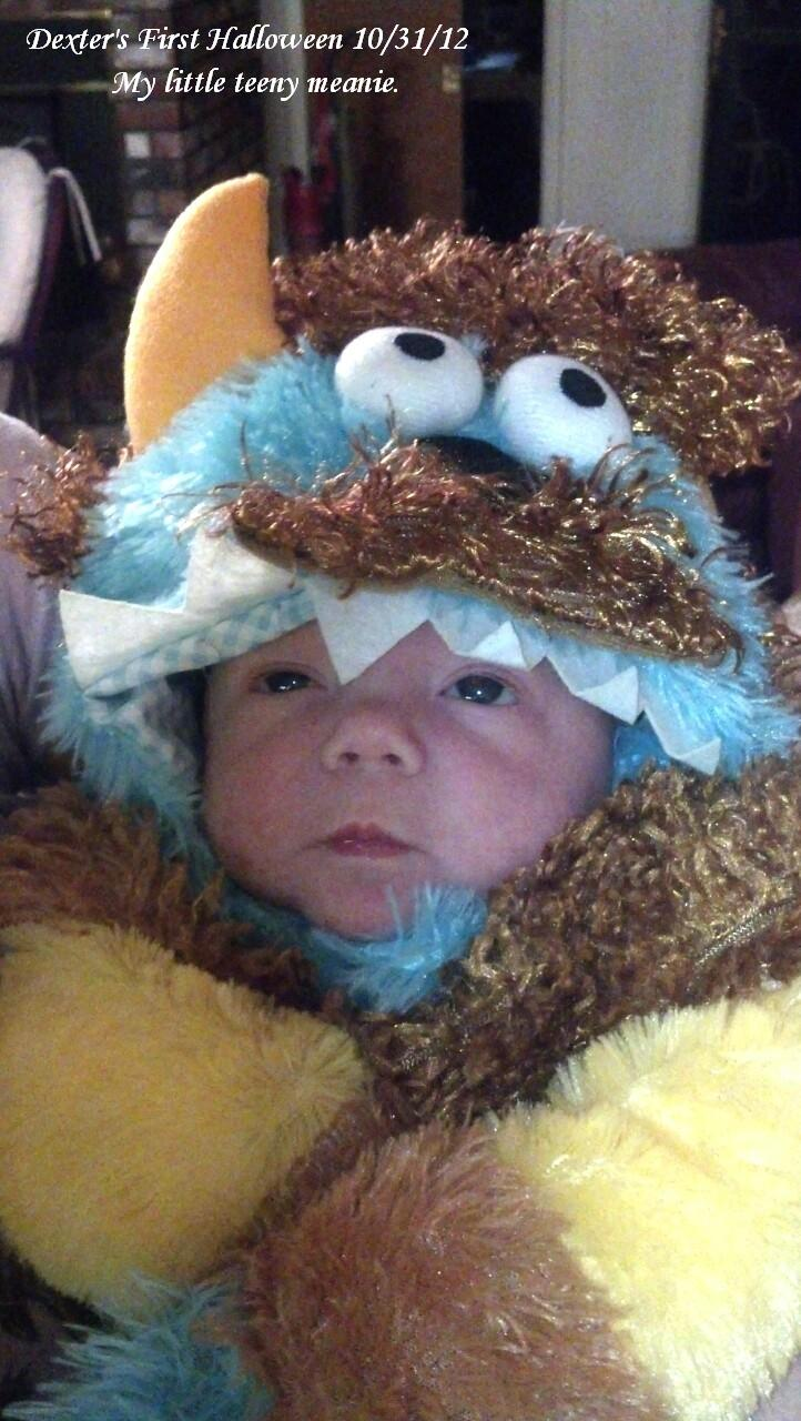 ""\""""Really Mom?""""  Our son's first Halloween.""722|1280|?|en|2|e0cbbfd6d708ffd5a203bb03db7c5090|False|UNLIKELY|0.29533281922340393