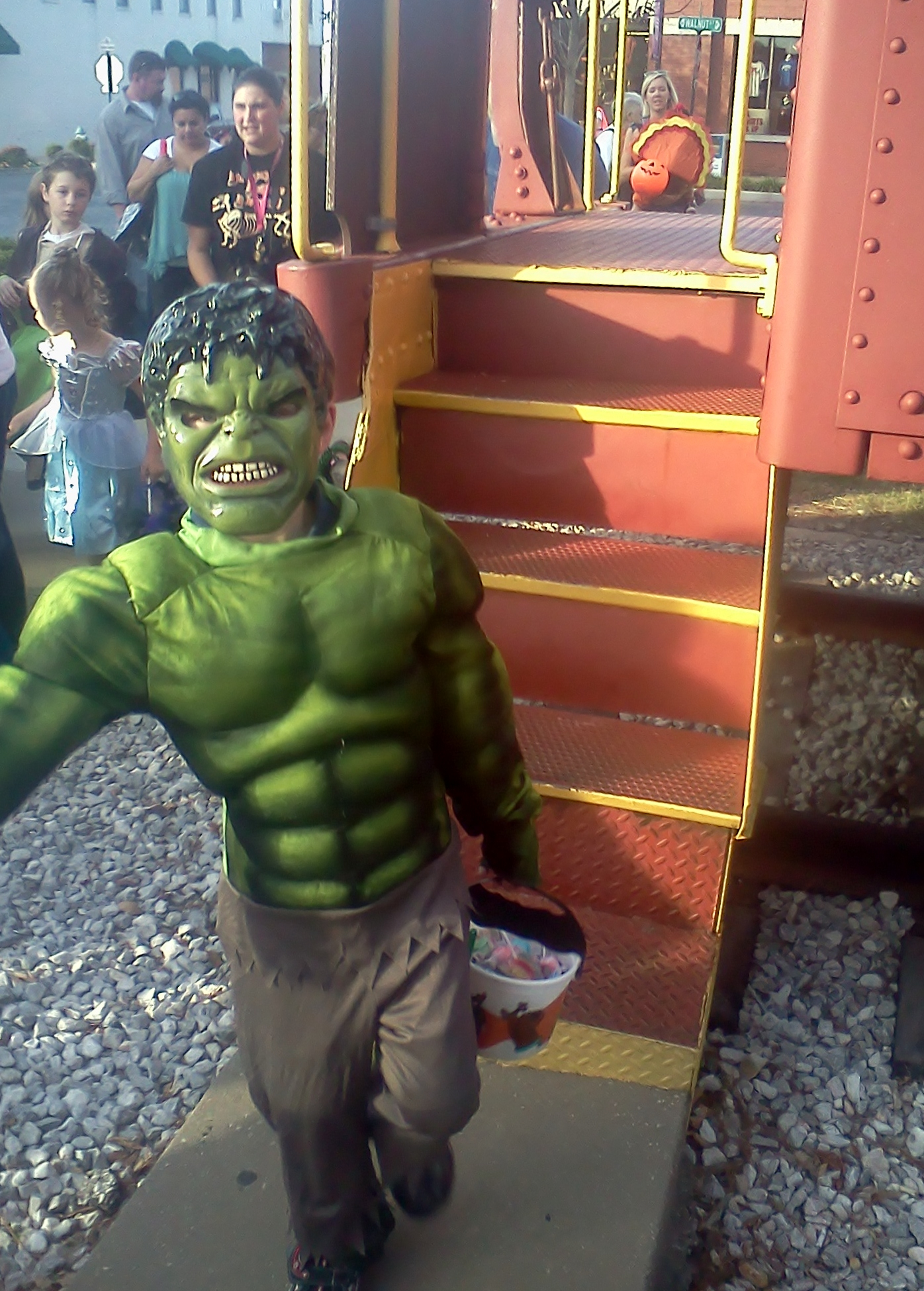 Reaven the Hulk!