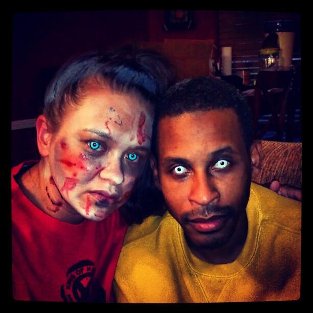 The Walking Dead........