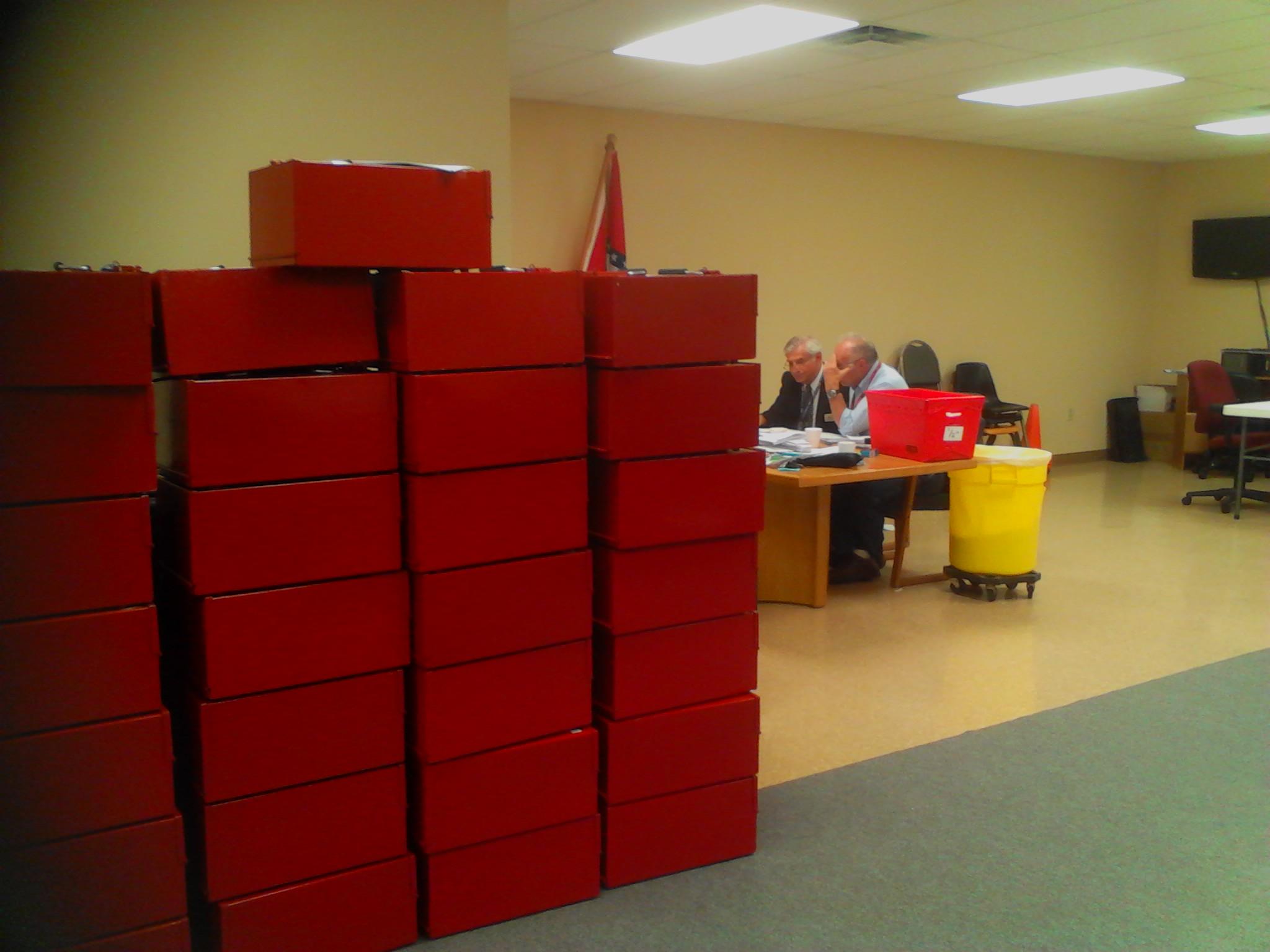 benton county ballots