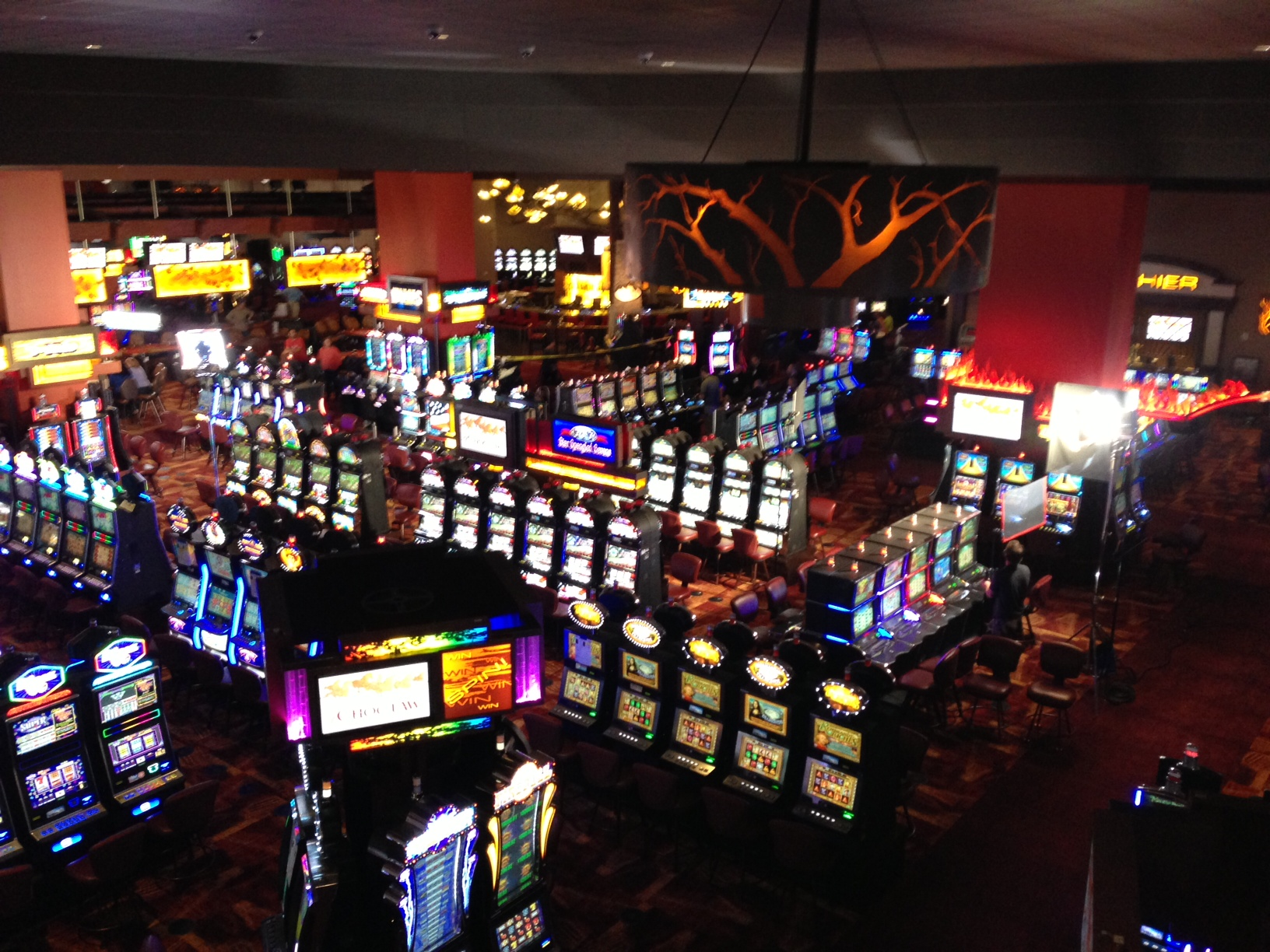 Choctaw Casino Brings Hundreds Of New Jobs To Pocola