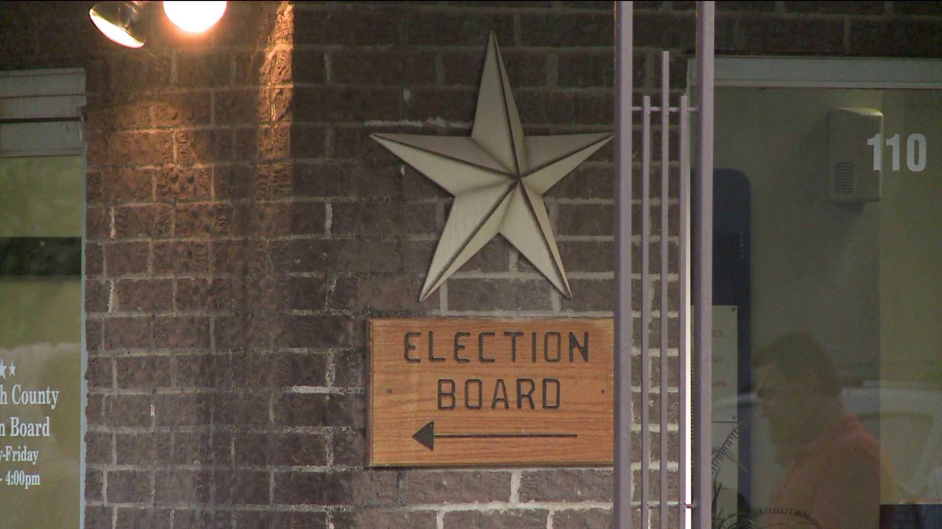 Oklahoma Sheriff Candidates