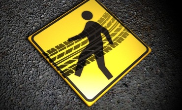 PEDESTRIAN CRASH