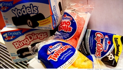 Hostess Files for Bankruptcy