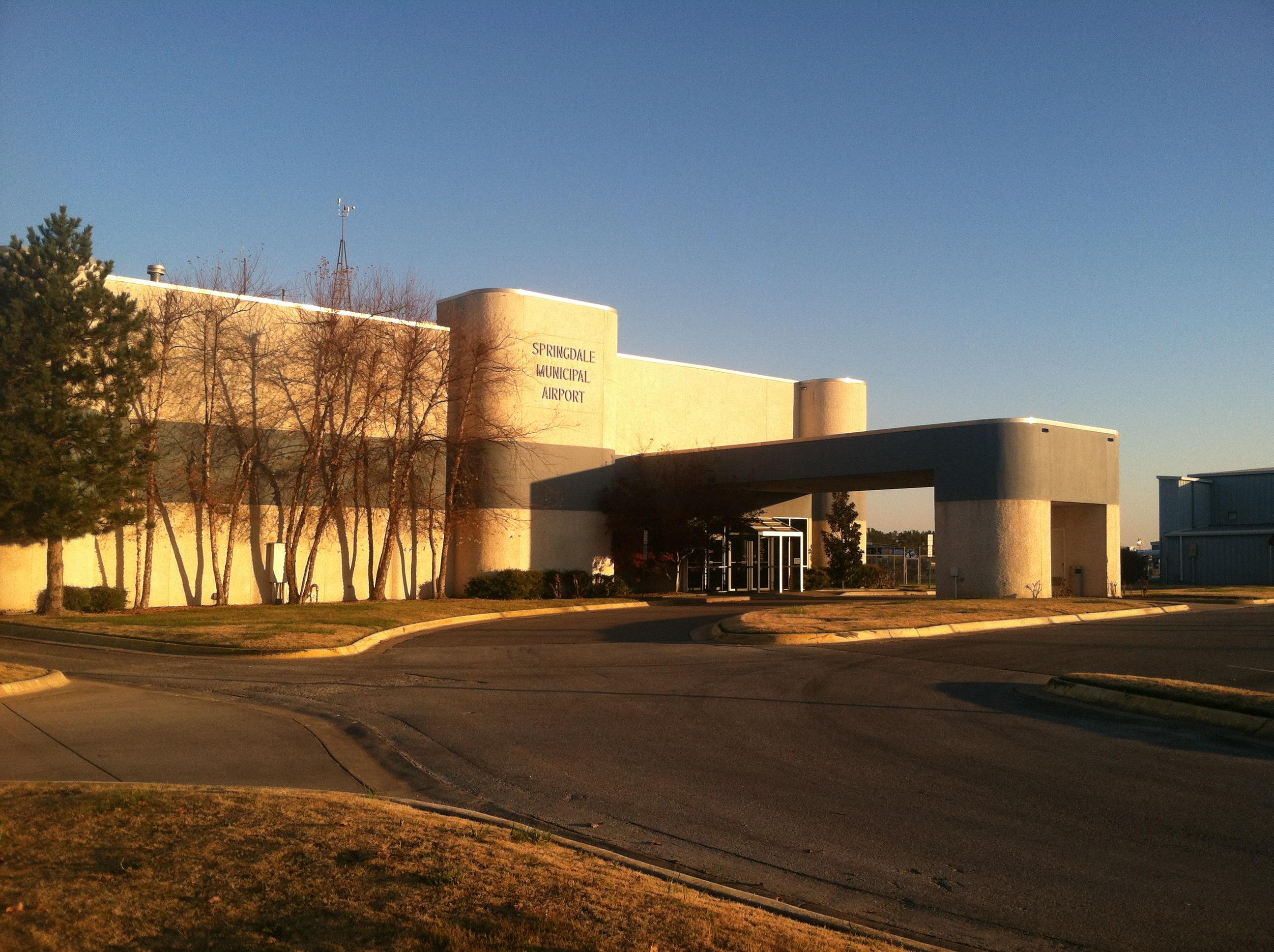 springdale airport