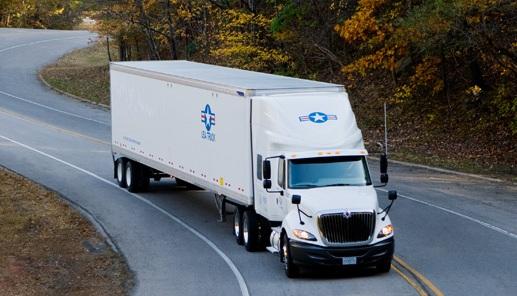 usa truck image