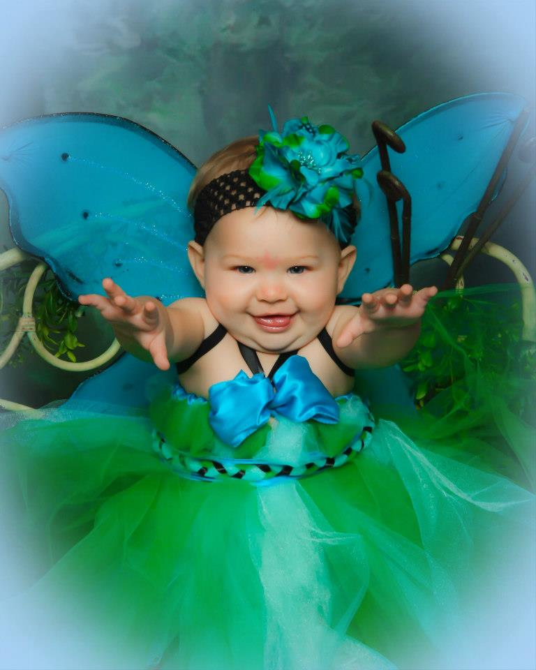 Ashleigh the Christmas Angel
