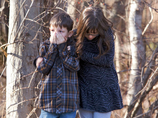 school shooting kids