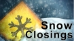 snow closings