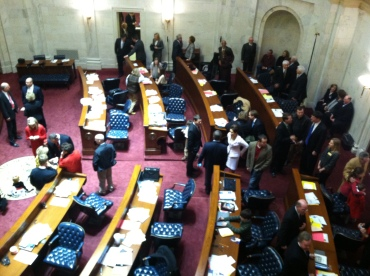 arkansas senate floor