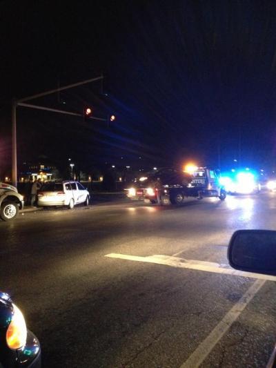 Bentonville Accident