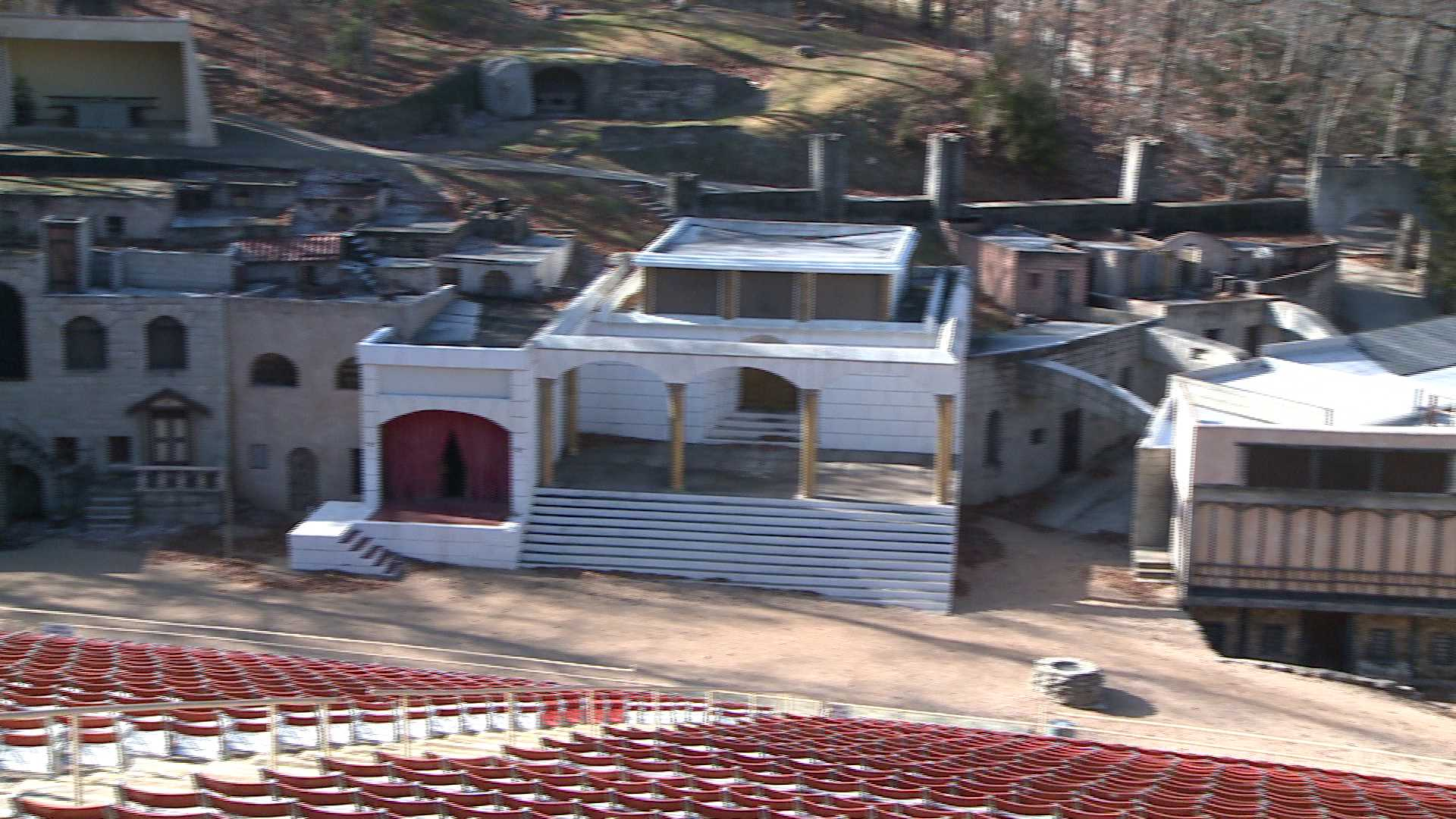 The Great Passion Play Resurrected Fort Smith