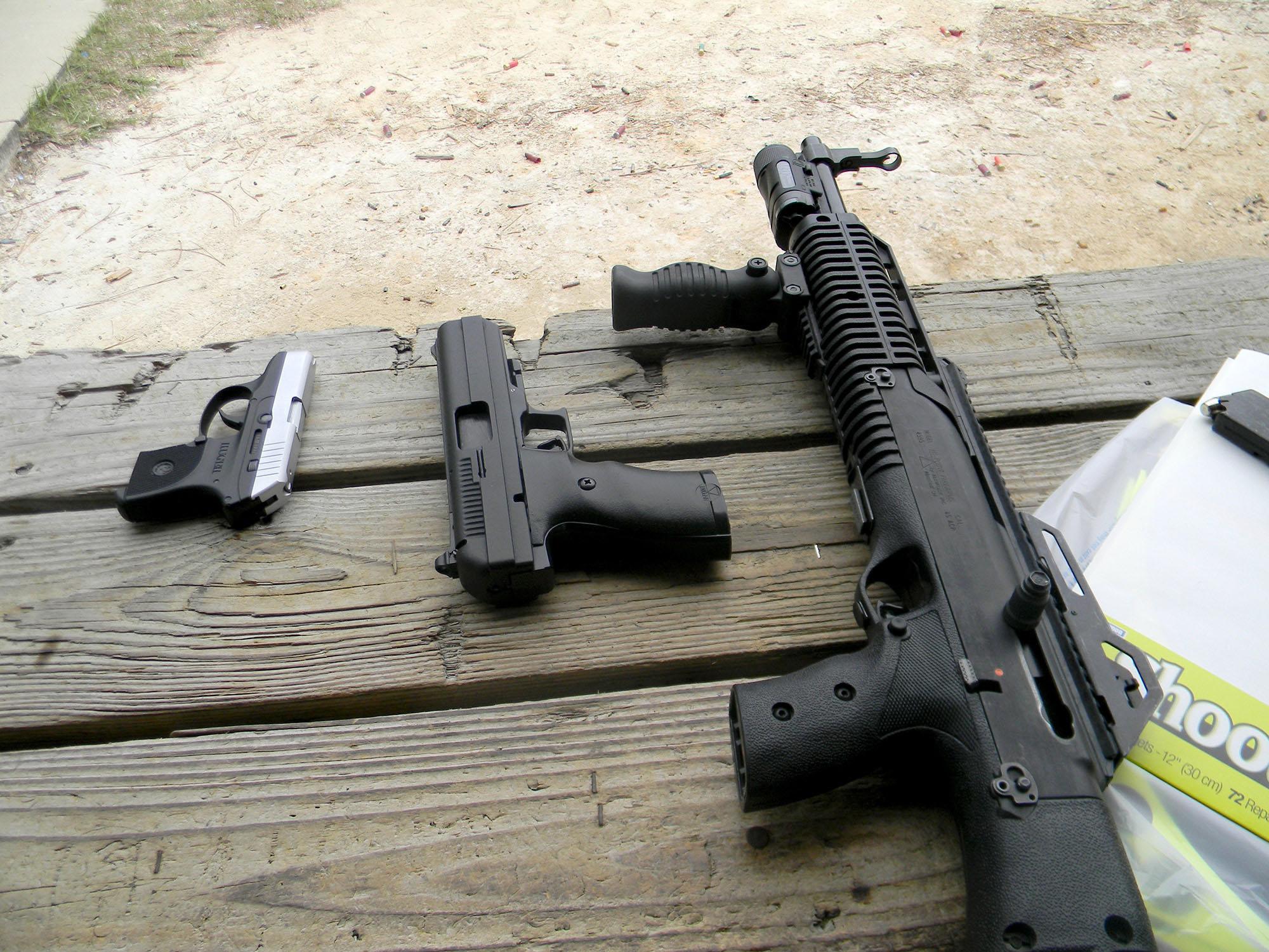Obama's re-election drives gun sales