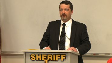 Sheriff Kelley Cradduck picture