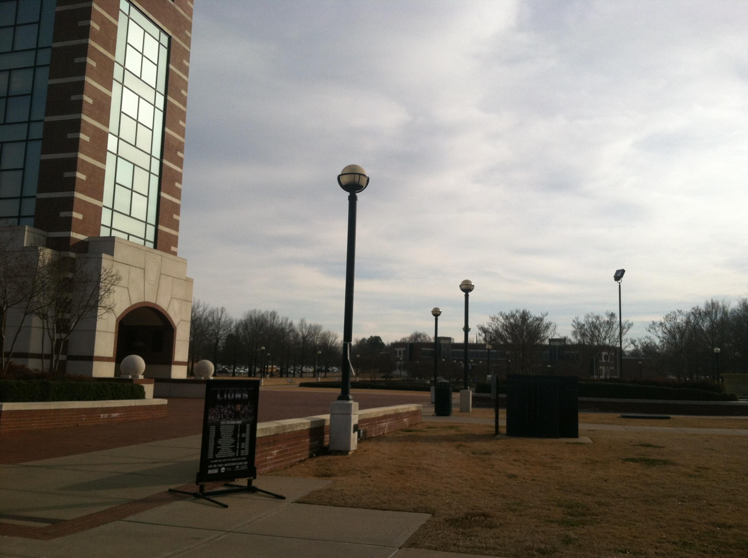 uafs campus