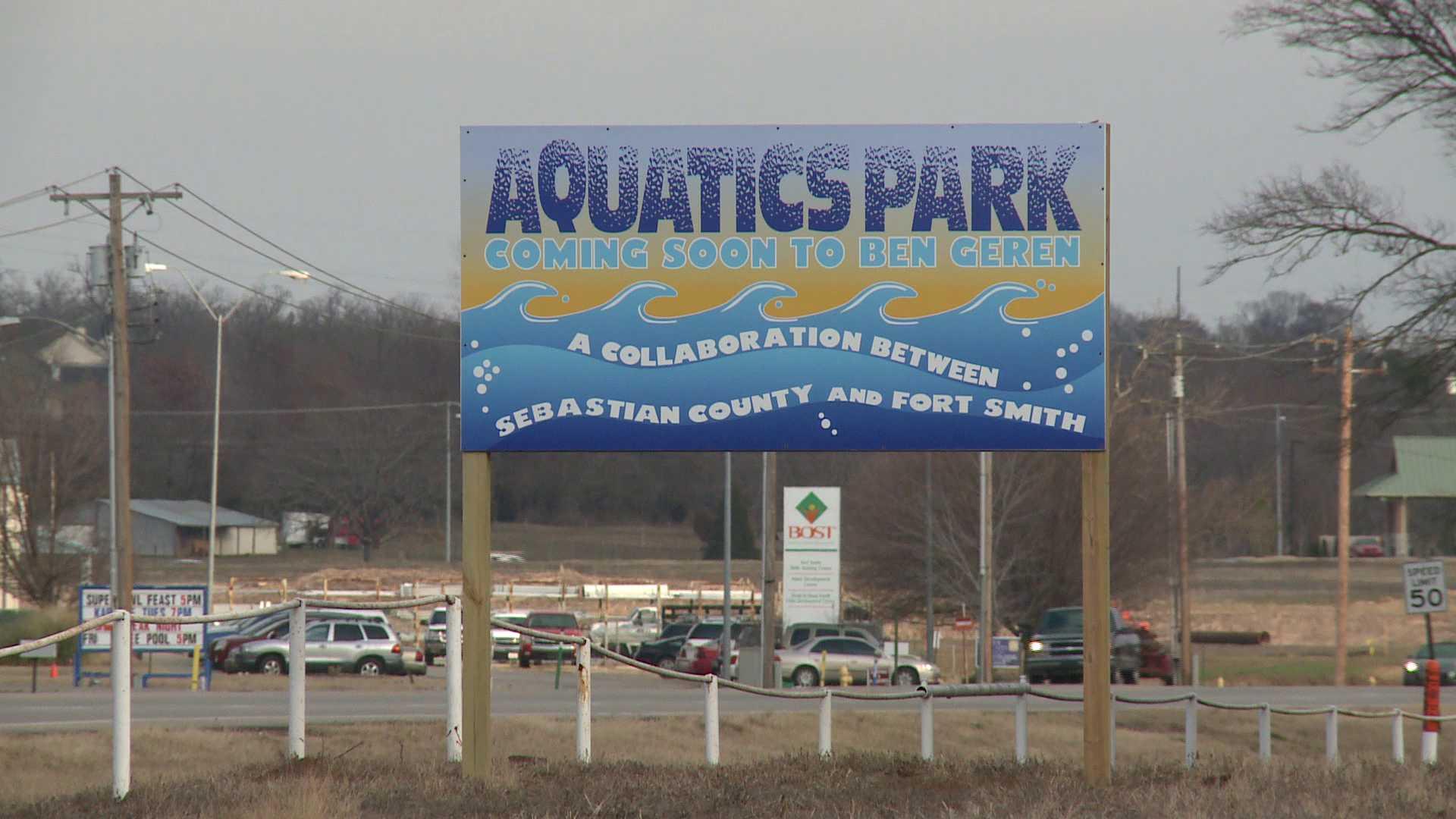 aquatics park