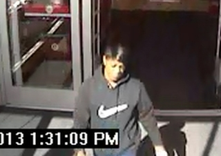 butterfield theft suspect
