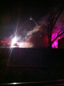 fort smith house fire