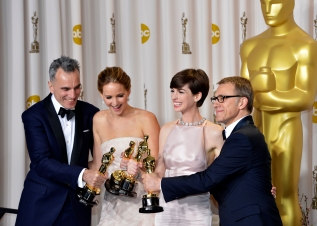 85th Annual Academy Awards Red Carpet Winners