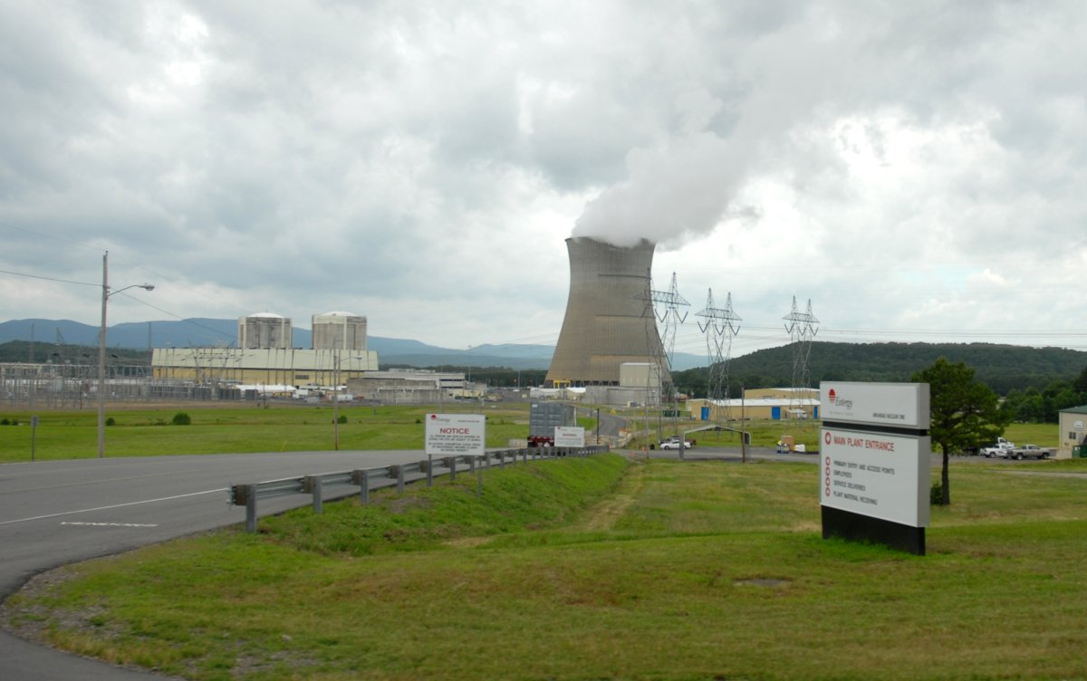 Spokesman: 'No Adverse Effects' Expected For Arkansas Nuclear One In Floods
