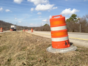 Highway 71 Construction