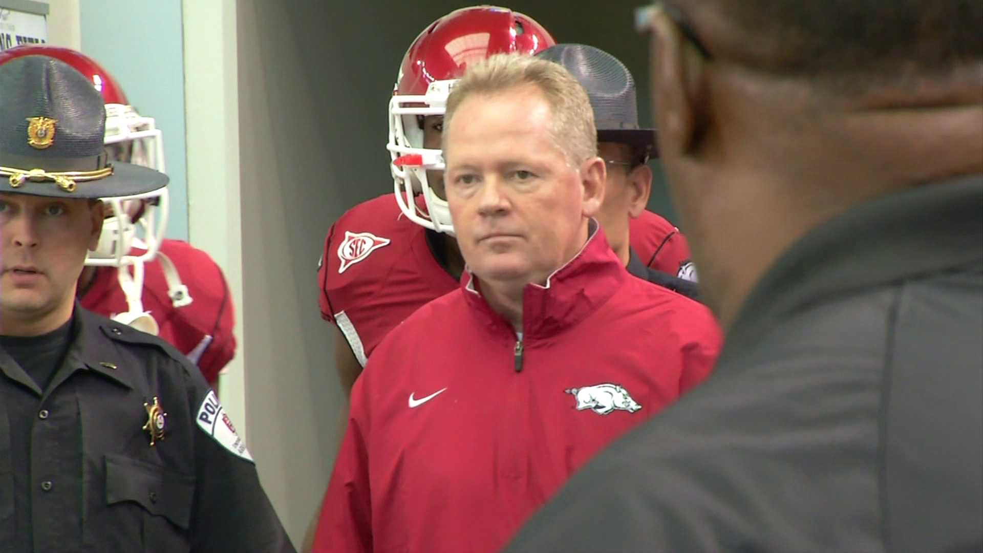 Former UL, Arkansas coach Bobby Petrino lands at Missouri State