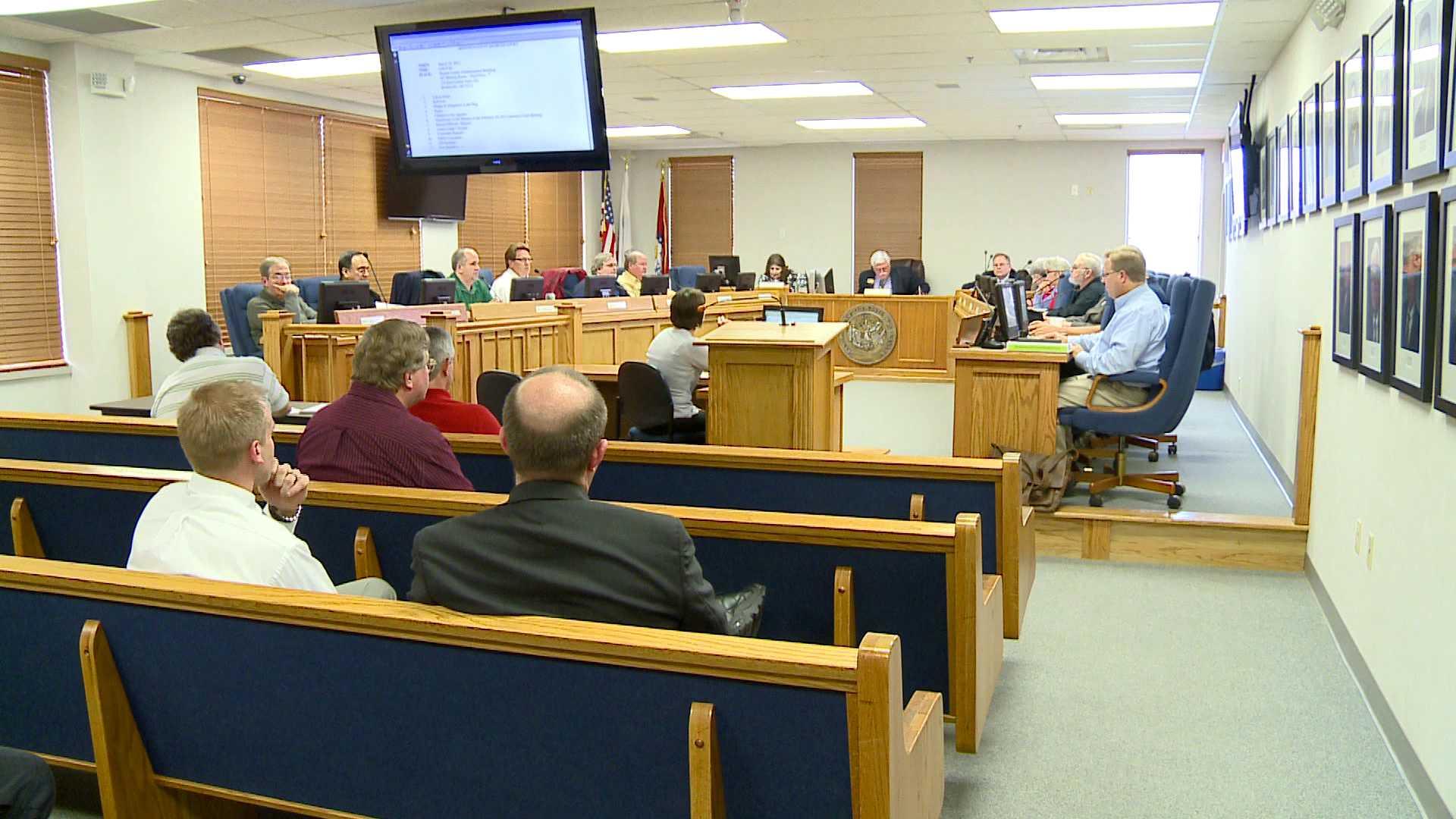 Benton County Quorum Court