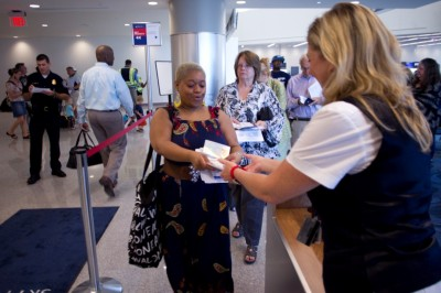 Atlanta's new international terminal