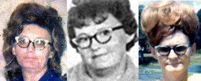 Shirley Banning, 36, was last seen in Broken Arrow, Okla. (Photos Courtesy: TheCharleyProject.org, a cold case search engine)