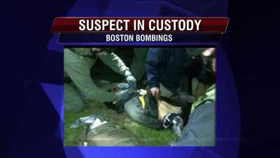 Boston Marathon Suspect