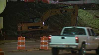 Fort Smith Bridge Construction