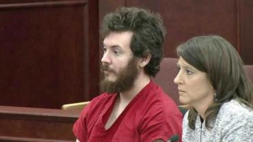 James Holmes (Photo Courtesy KDVR.com)