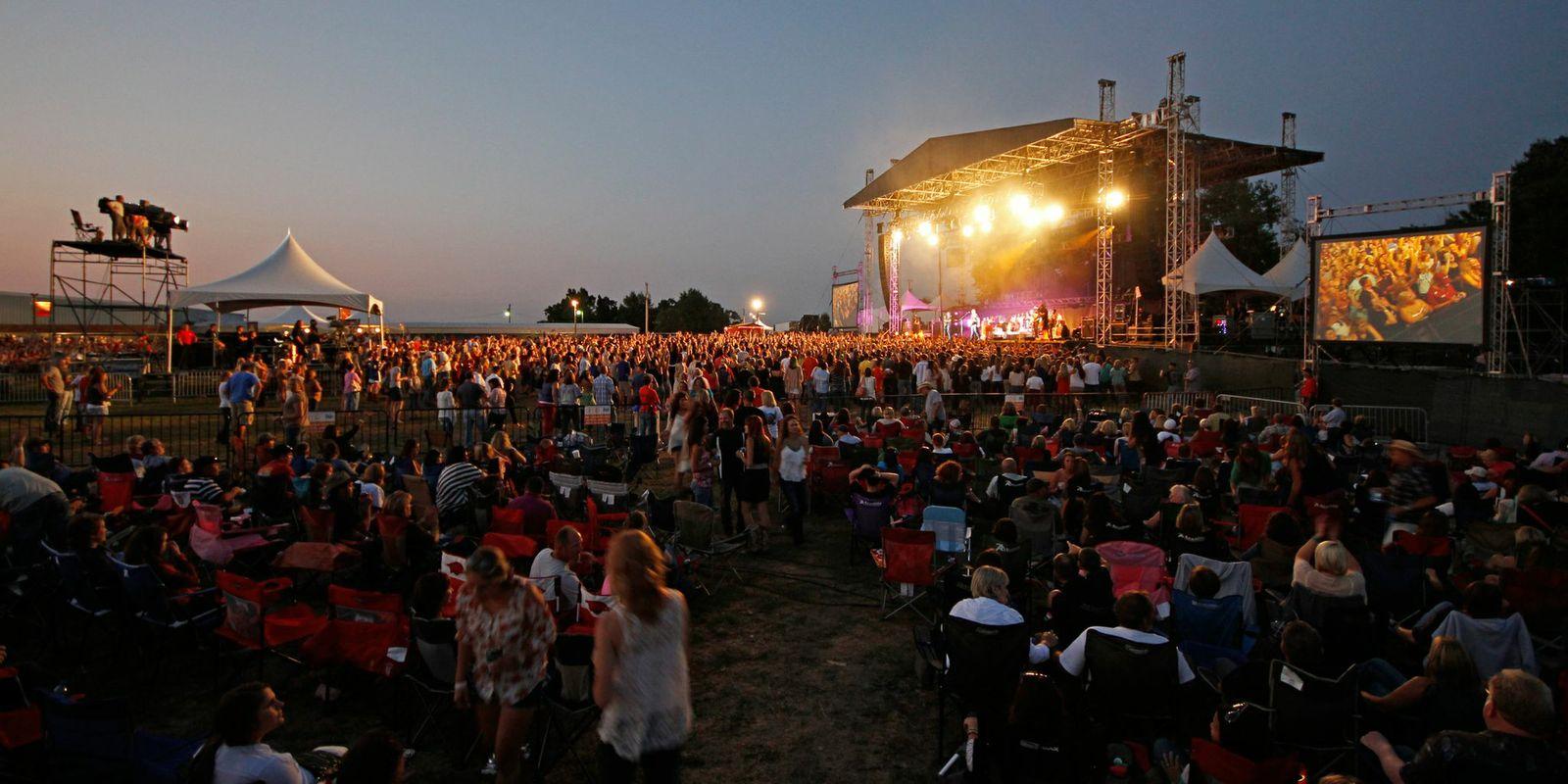 Arkansas Music Pavilion