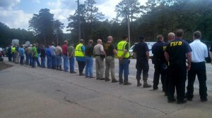 Photo Courtesy Red Cross Arkansas Twitter