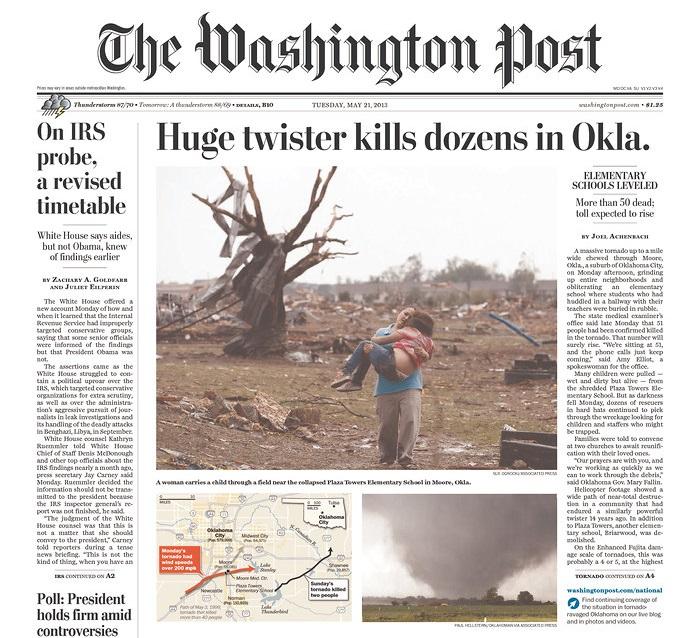 The Washington Post, May 21