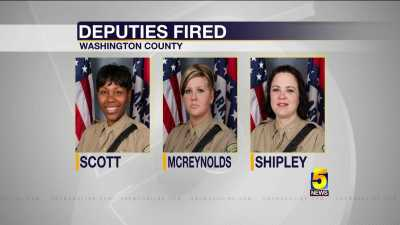 deputies fired