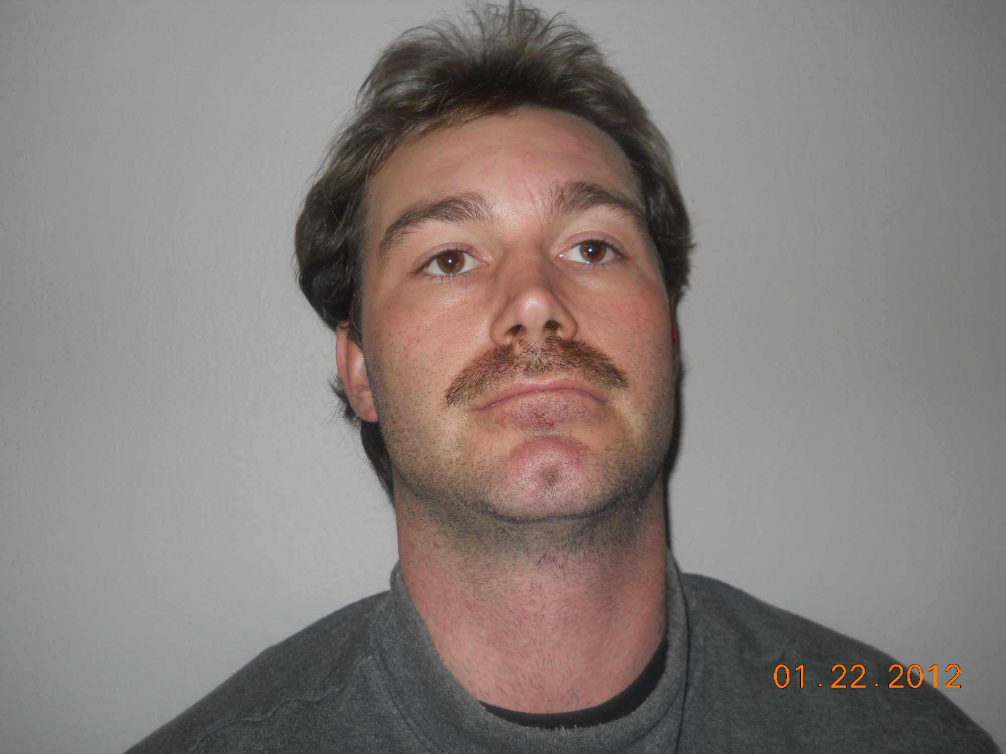 James Mathis (Photo Courtesy Sequoyah County Jail)