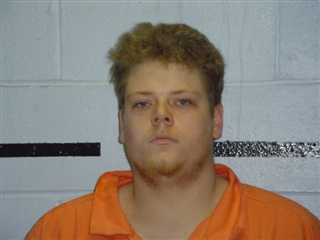 John D Elliot, shot and killed May 7. (Photo Courtesy Muskogee County Jail)