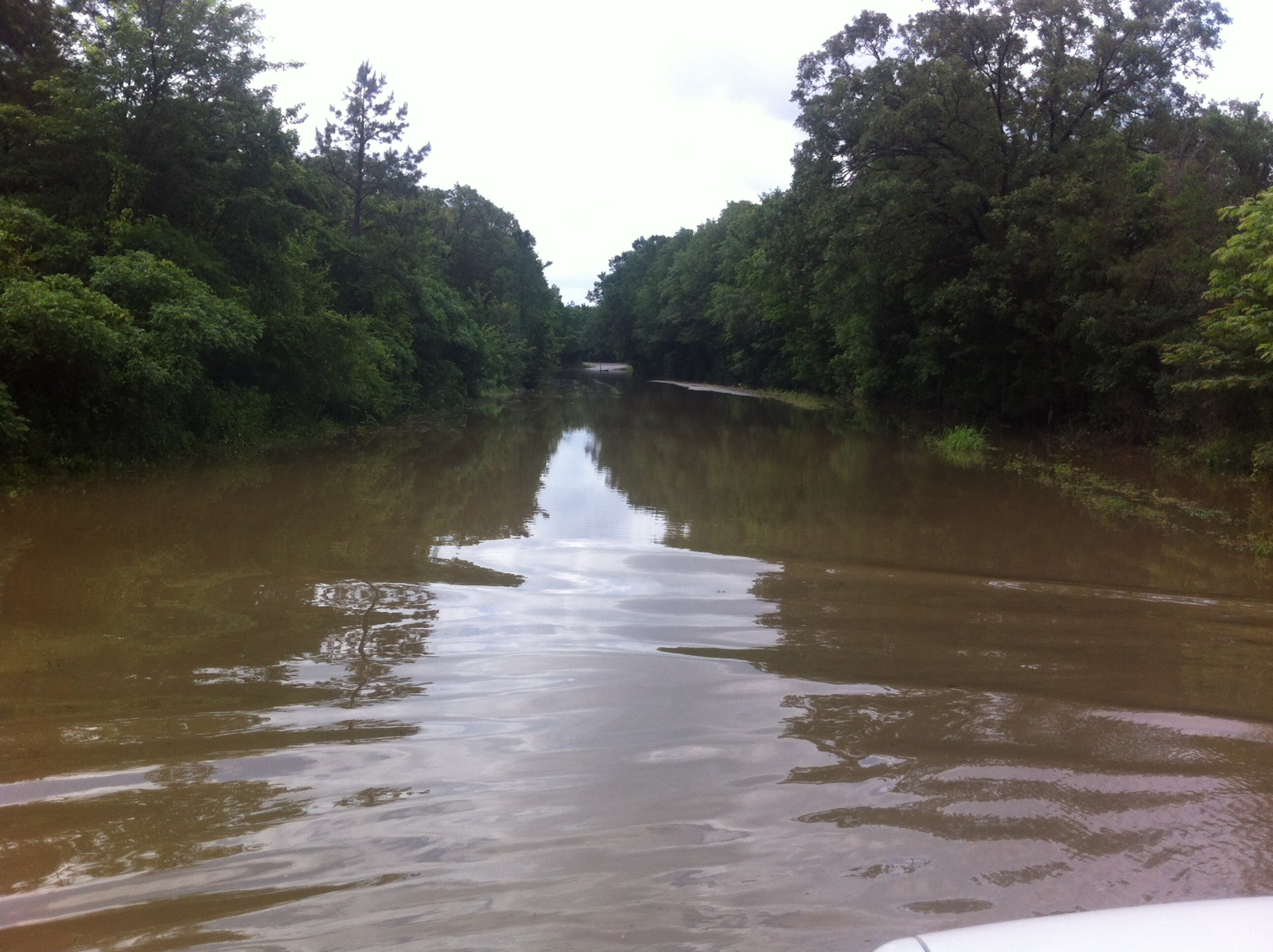 LeFlore County Flooding from John Gilliam