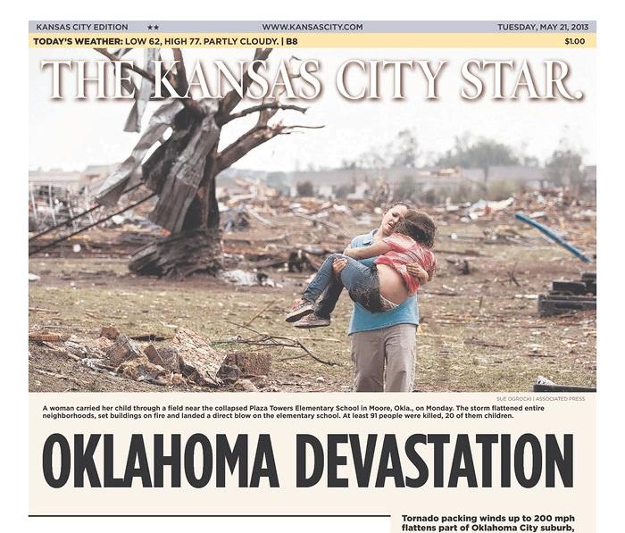 The Kansas City Star, May 21