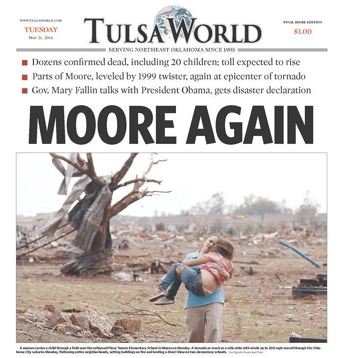 Tulsa World, May 21