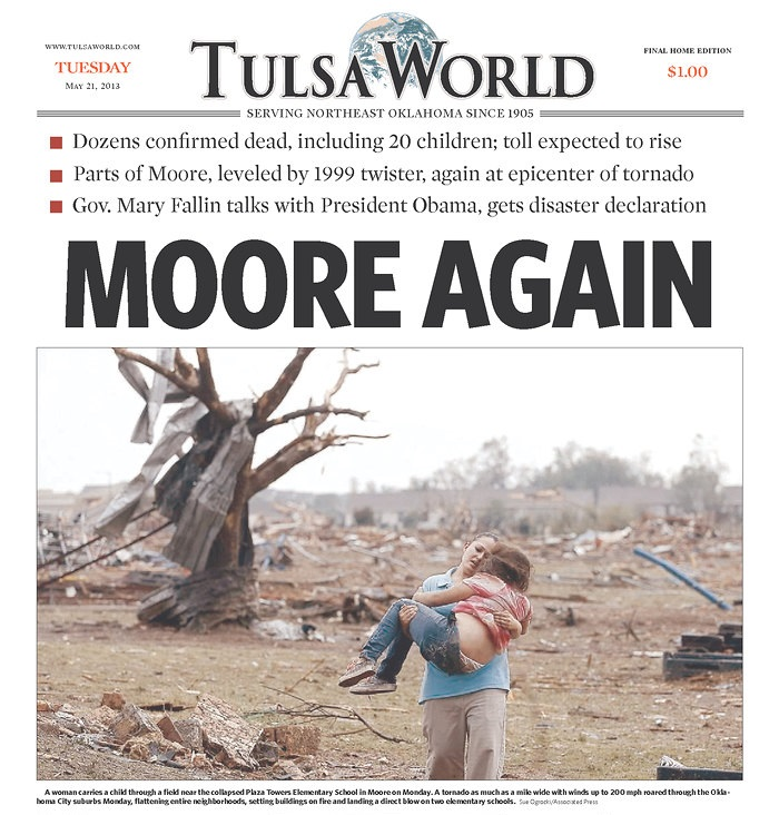 Tulsa World, May 21