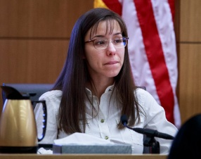 Jodi Arias takes the stand in her own defense