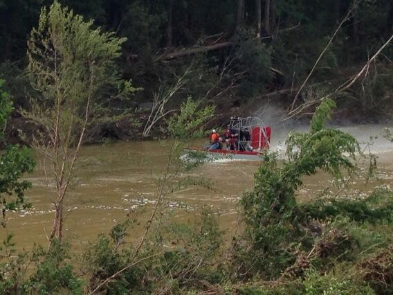 Search and Rescue Efforts in Scott County