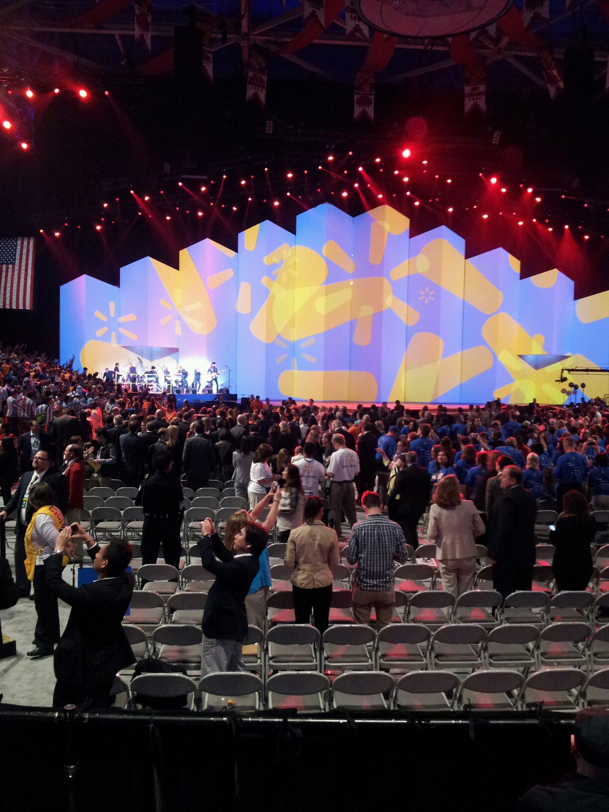 Walmart Shareholders Meeting 2013