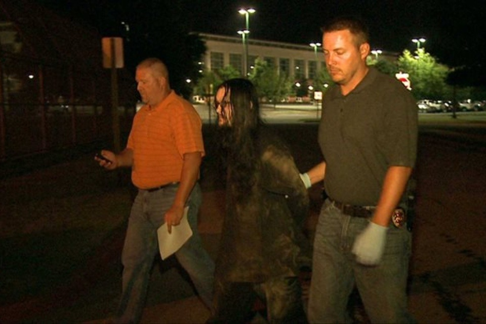 Murder Suspect: Gregory Aaron Kinsey