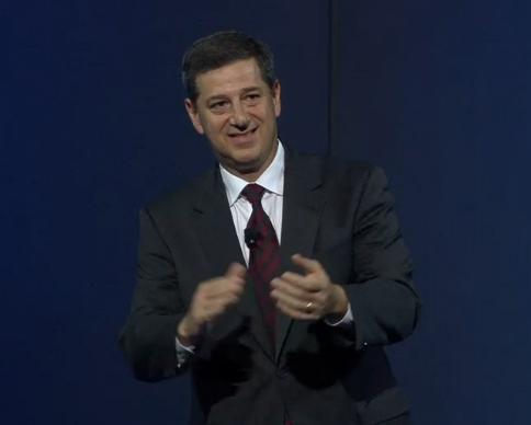 Bill Simon Head of US Walmart Stores