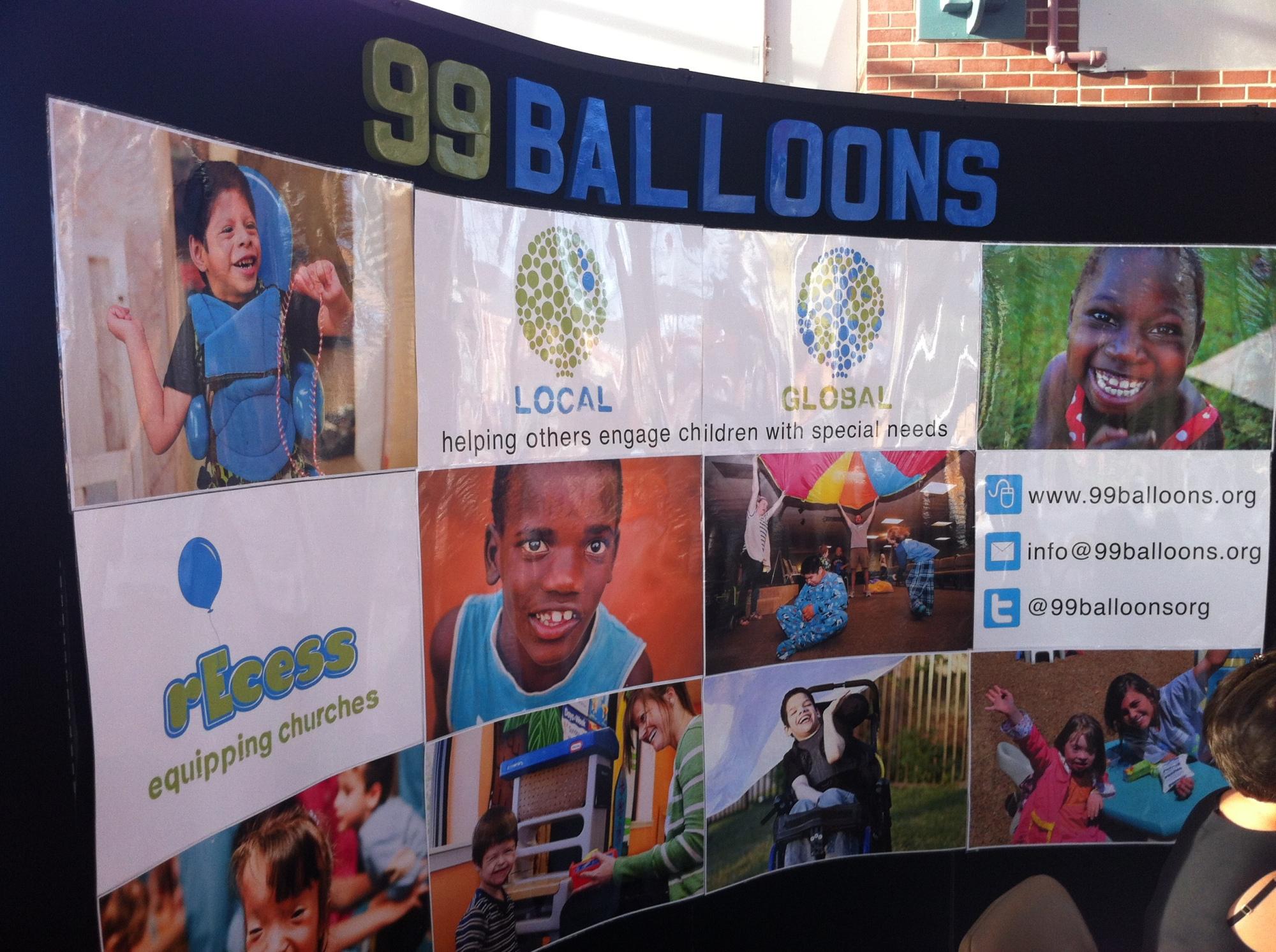 99 Balloons, Nonprofit