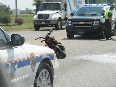 motorcycle wreck wedington